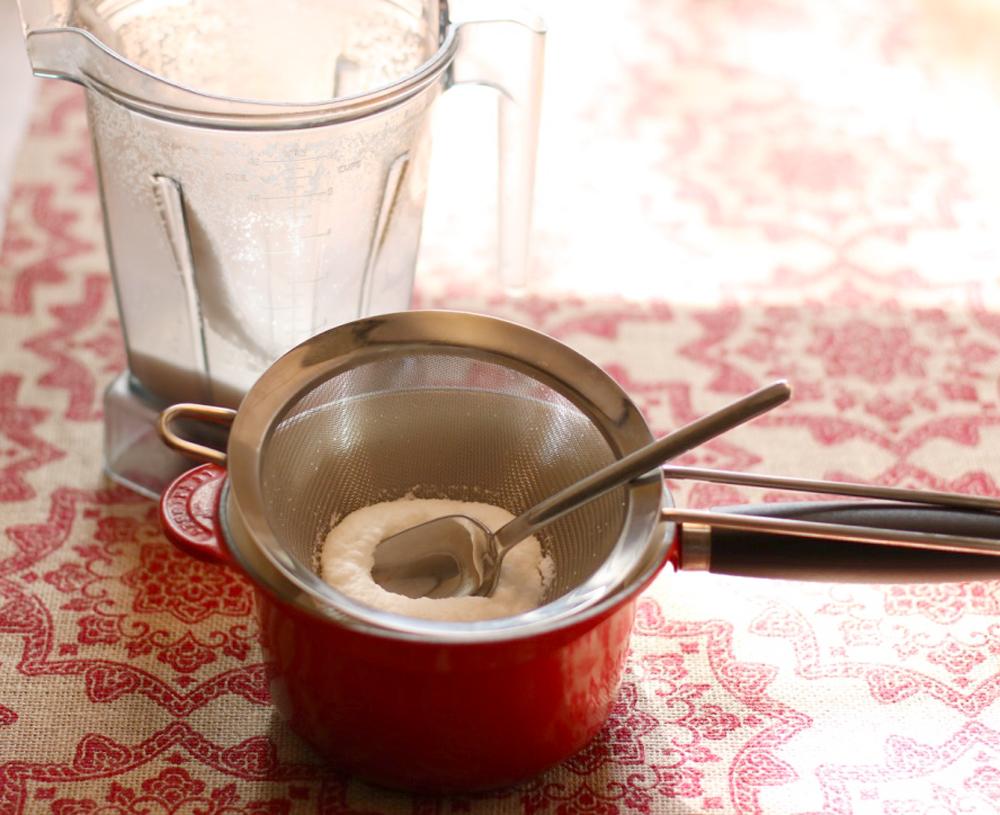 Coconut Milk Prep