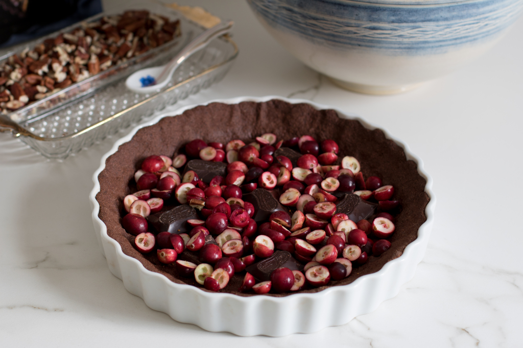 Cranberries-and-chocolate