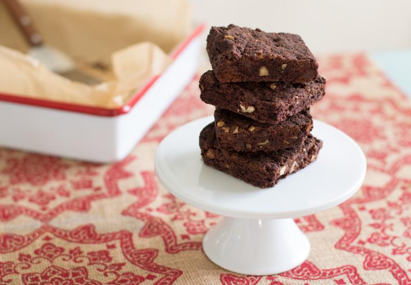 Brownies-up-close
