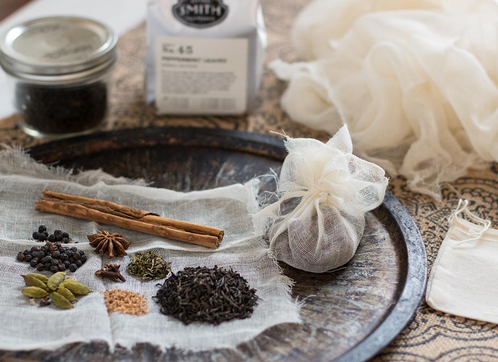 Kashmiri-Chai-Tea-mise-en-place