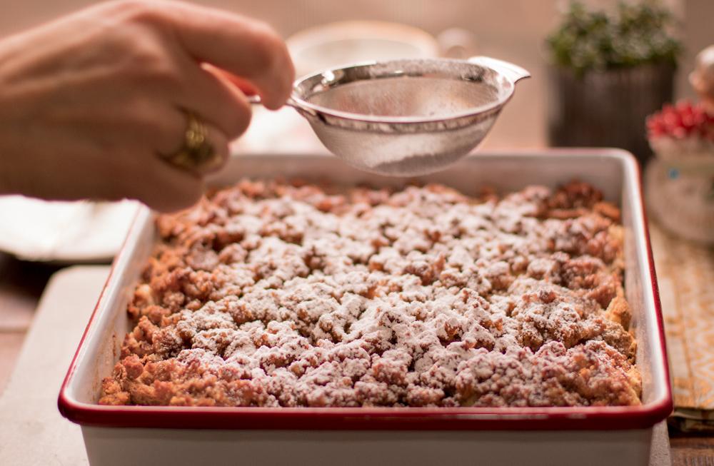Powdered-Cake